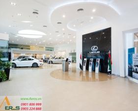 Top 10 mẫu thiết kế showroom ô tô đẹp nhất 2019
