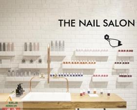 Top 10 mẫu thiết kế tiệm nail đẹp nhất