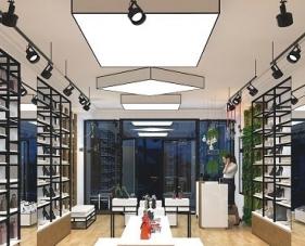 Phát cuồng với các trang trí shop giày dép siêu ngầu