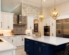 Thiết kế phòng bếp sang trọng và độc đáo cho căn hộ của bạn