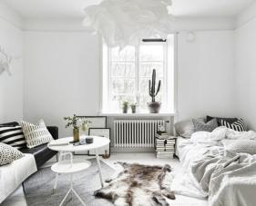 Phong cách Scandinavian - Giải pháp cho không gian nhỏ hẹp