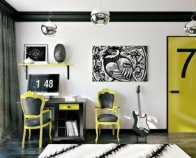 6 Ý tưởng thiết kế phòng ngủ sáng tạo cho người trẻ đầy mê hoặc