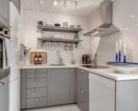 Mẹo thiết kế bếp nhà cấp 4 đẹp, đơn giản mà tiện dụng