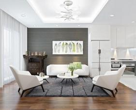 Tổng hợp kinh nghiệm thiết kế căn hộ 85m2 sang trọng và hiện đại