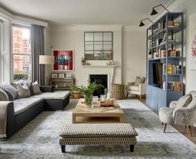 Thiết kế chung cư phong cách hiện đại và sang trọng nhất