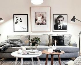 9 Ý tưởng thiết kế chung cư phong cách Scandinavian tinh tế nhất