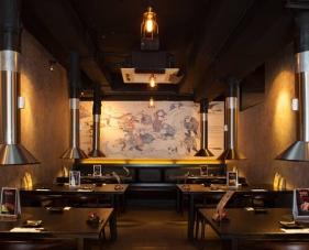30 Mẫu thiết kế nhà hàng thịt nướng đẹp được nhiều người yêu thích nhất