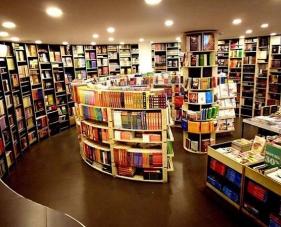 Bí quyết thiết kế nhà sách đẹp mà tiết kiệm chi phí