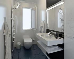 10 Mẫu thiết kế nhà vệ sinh nhỏ đẹp cho ngôi nhà của bạn
