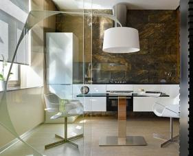 Thiết kế nội thất căn hộ 52m2 sẽ khiến bạn trầm trồ không thôi vì sự sáng tạo