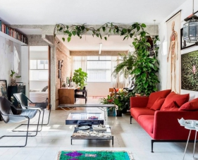 Thiết kế nội thất căn hộ 53m2 tiện nghi mà vẫn đảm bảo thẩm mỹ