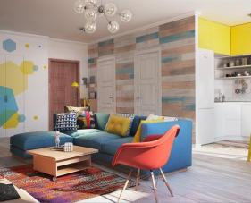 2 mẫu thiết kế nội thất căn hộ chung cư 89m2 hiện đại và mới lạ