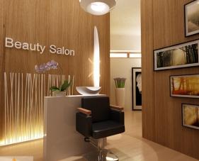Thiết kế nội thất spa Beauty Salon - quận Tân Phú