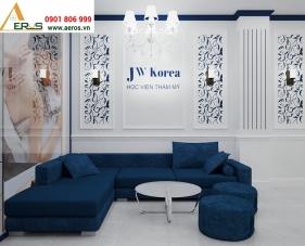 Thiết kế nội thất spa trọn gói JW Korea - Quận 1