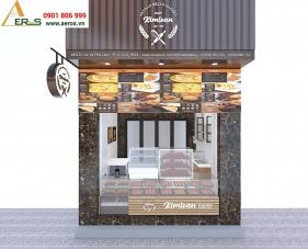 Thiết kế nội thất tiệm bánh Kim Loan - Quận 6