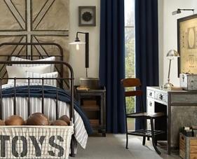 Thiết kế phòng ngủ cho teen boy đầy sáng tạo mà bạn có thể tham khảo