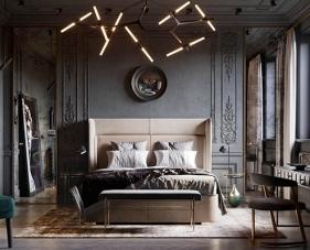 40 Mẫu thiết kế phòng ngủ master độc đáo và đầy cảm hứng