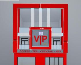 Thiết kế quán cafe VIP - Biên Hòa