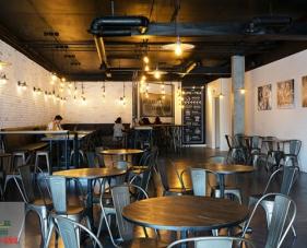 Thiết kế quán trà sữa Chatime - quận 6