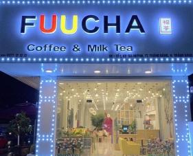 Thiết kế quán trà sữa Fuu Cha - Tây Ninh