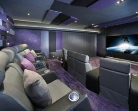 30 Ý tưởng thiết kế rạp chiếu phim trong nhà cực ấn tượng và độc đáo