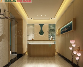 Thiết kế spa Domi - Tân Bình