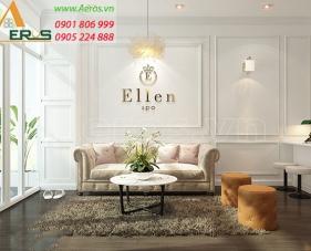 Thiết kế spa Ellen - Bình Thạnh