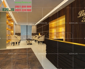 Thiết kế spa Lay Beauty - quận Bình Tân