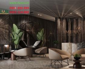Thiết kế spa Mriya - quận 10