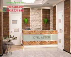 Thiết kế spa Otel Astor - quận Tân Phú