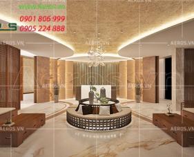 Thiết kế spa Rosa - quận Phú Nhuận
