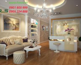 Thiết kế spa Royal - quận Tân Phú