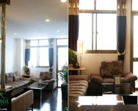Thiết kế thi công căn hộ anh Thọ - Hà Đô Green View, Gò Vấp