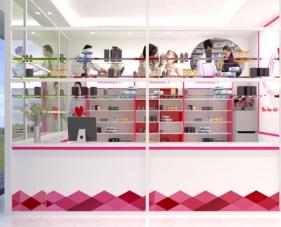 Thiết kế thi công nhà thuốc Thiên Phước - Bình Phước