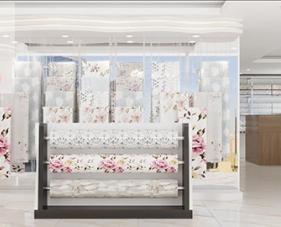 Thiết kế thi công nội thất showroom vải của chị Ngọc - Tân Phú