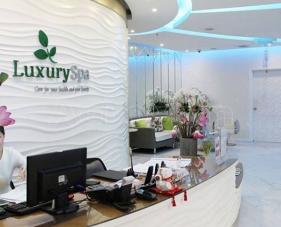 Thiết kế spa Luxury - quận Phú Nhuận