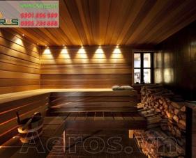 Thiết kế thi công nội thất spa Phạm Gia - Quận 5