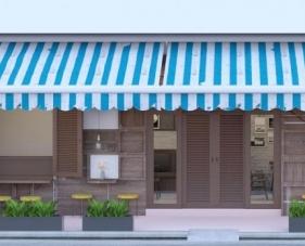 Thiết kế thi công quán cafe của anh Hậu - Bình Thạnh