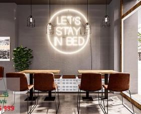 Thiết kế thi công quán cafe của anh Quang - Nhà Bè
