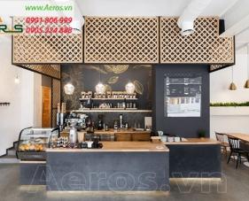 Thiết kế thi công quán Cafe Lost coffee - Gò Vấp