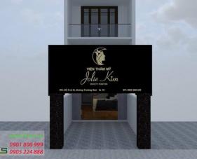 Thiết kế thi công spa Jolie Kim - quận 10