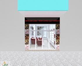 Thiết kế thi công spa Lan Linh của anh Thế Anh - quận Tân Phú