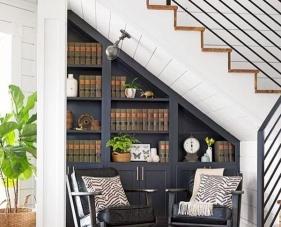 35 Ý tưởng trang trí cầu thang và gầm cầu thang cho nhà đẹp
