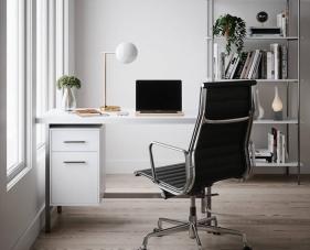 40 Cách trang trí phòng làm việc tại nhà lý tưởng mà bạn không nên bỏ qua