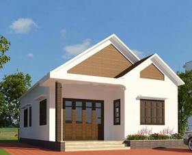 Khả thi với dự án xây nhà 80m2 giá rẻ với 150 triệu
