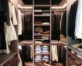 Những ý tưởng thiết kế phòng thay đồ siêu đẹp dành cho các tín đồ thời trang
