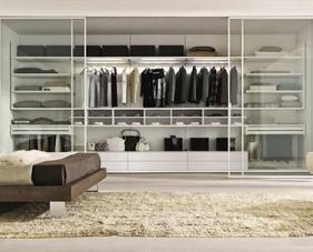 20 ý tưởng trang trí tủ quần áo trong phòng ngủ siêu lung linh