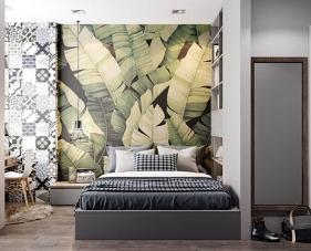 30 Ý tưởng trang trí tường phòng ngủ đầy phá cách và độc đáo